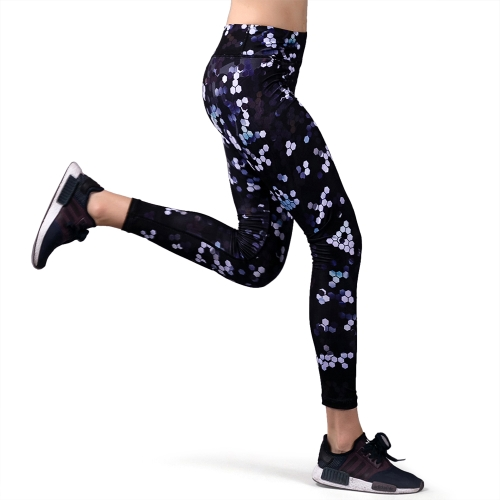 Lixada Womens Yoga Ankle Pants Tummy Control Active Workout Fitness Running Stretch Tights LeggingsSports &amp; Outdoor<br>Lixada Womens Yoga Ankle Pants Tummy Control Active Workout Fitness Running Stretch Tights Leggings<br>