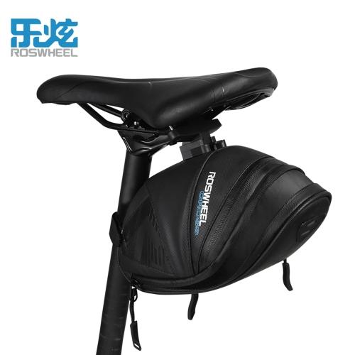 ROSWHEEL Rainproof Bike Saddle Bag Tail Bag Cycling Riding Bike Bicycle Seat Pack BagSports &amp; Outdoor<br>ROSWHEEL Rainproof Bike Saddle Bag Tail Bag Cycling Riding Bike Bicycle Seat Pack Bag<br>