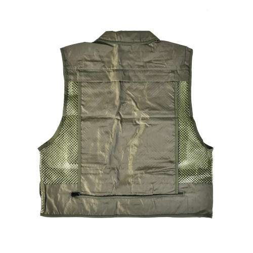 Summer Multifunctional Quick-Drying Mesh Fishing Vest Jacket Multi-Pocket Outdoor Photography Angler CoatSports &amp; Outdoor<br>Summer Multifunctional Quick-Drying Mesh Fishing Vest Jacket Multi-Pocket Outdoor Photography Angler Coat<br>