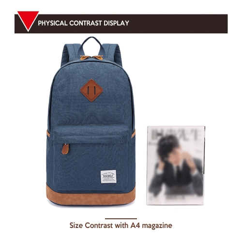 KAUKKO 18L Lightweight School Backpack Casual Travel Daypack Laptop Bag Pack Linen School Bags Unisex KnapsackSports &amp; Outdoor<br>KAUKKO 18L Lightweight School Backpack Casual Travel Daypack Laptop Bag Pack Linen School Bags Unisex Knapsack<br>