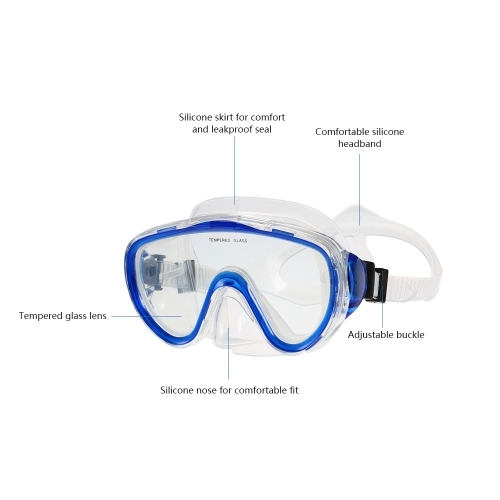 Snorkeling Combo Set Goggles Mask Snorkel Tube Fins with Gear Bag for Men Women Swimming Scuba Diving TravelSports &amp; Outdoor<br>Snorkeling Combo Set Goggles Mask Snorkel Tube Fins with Gear Bag for Men Women Swimming Scuba Diving Travel<br>