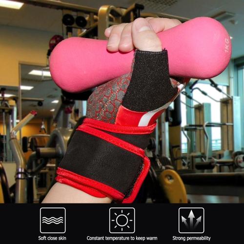 Boodun Multi-function Half Finger Fitness GlovesSports &amp; Outdoor<br>Boodun Multi-function Half Finger Fitness Gloves<br>