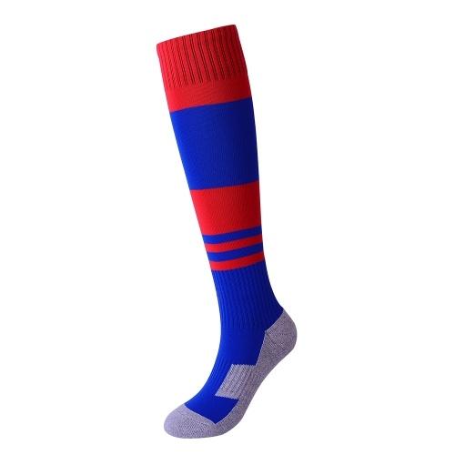 Absorbent Youth Soccer Socks Calf Performance Football Socks Sports Stocking Towel Bottom Tube Socks