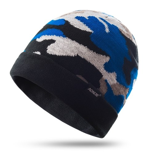 Knitted Sports Windproof Running Beanie Hat