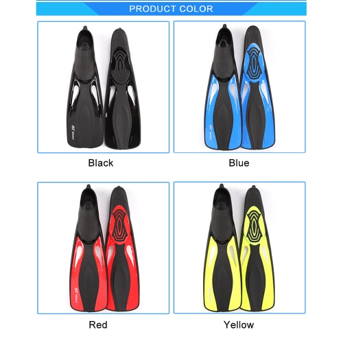 Whale Adult Flexible Comfort Swimming Fins Submersible Long Swimming Snorkeling Foot Profession Diving Fins Flippers Water SportsSports &amp; Outdoor<br>Whale Adult Flexible Comfort Swimming Fins Submersible Long Swimming Snorkeling Foot Profession Diving Fins Flippers Water Sports<br>