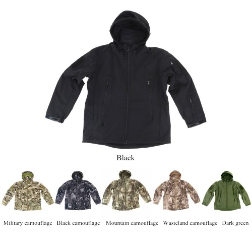 Combat Outdoors Jacket Men Sport Water-resistant Hunting Clothes Windproof Jacket for Autumn &amp; WinterSports &amp; Outdoor<br>Combat Outdoors Jacket Men Sport Water-resistant Hunting Clothes Windproof Jacket for Autumn &amp; Winter<br>