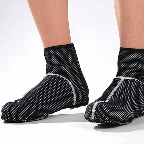 Windproof Cycling Shoe Covers Protector Overshoes Winter Thermal FleeceSports &amp; Outdoor<br>Windproof Cycling Shoe Covers Protector Overshoes Winter Thermal Fleece<br>