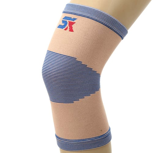 Breathable Elastic Knee Support Sports Leg Knee Sleeve Brace Wrap Protector Patella GuardSports &amp; Outdoor<br>Breathable Elastic Knee Support Sports Leg Knee Sleeve Brace Wrap Protector Patella Guard<br>