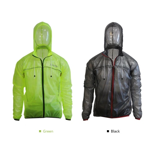 Lixada Water Resistant Cycling Riding Raincoat Jacket with Good Breathability for Outdoor SportsSports &amp; Outdoor<br>Lixada Water Resistant Cycling Riding Raincoat Jacket with Good Breathability for Outdoor Sports<br>