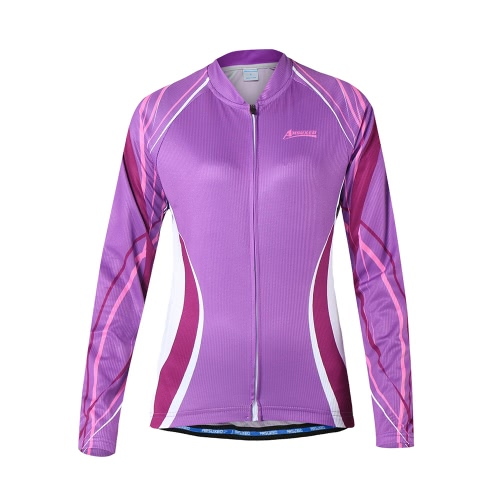 Arsuxeo Womens Outdoor Breathable Comfortable Long Sleeve Cycling Clothing Set Cycling Jacket Padded Pants Riding SportswearSports &amp; Outdoor<br>Arsuxeo Womens Outdoor Breathable Comfortable Long Sleeve Cycling Clothing Set Cycling Jacket Padded Pants Riding Sportswear<br>