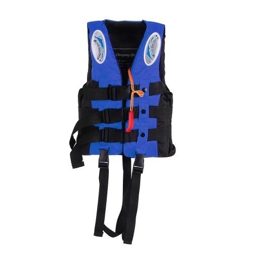 Giubbotto salvagente per bambini Giubbotto antiproiettile Giubbotto salvagente per andare in barca alla deriva Giacca di sicurezza per sport acquatici