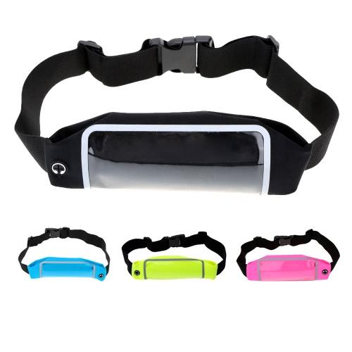 5.5in Running Sport Waist Bag Mobile Phone Pouch Wallet Case Belt BagSports &amp; Outdoor<br>5.5in Running Sport Waist Bag Mobile Phone Pouch Wallet Case Belt Bag<br>