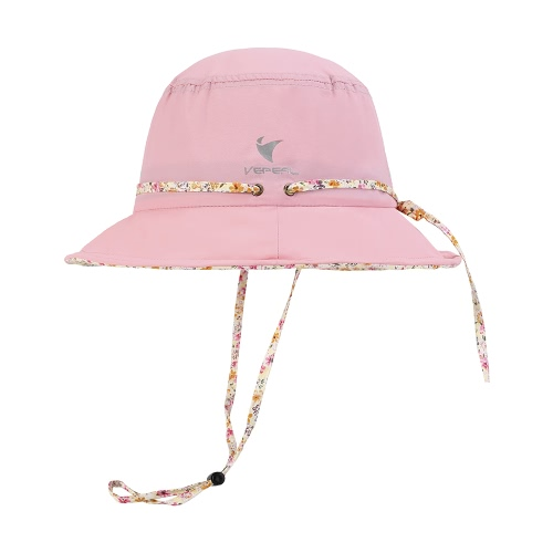 Women Girls Foldable Beach Cap UV Protection Summer Sun Hat Bucket HatSports &amp; Outdoor<br>Women Girls Foldable Beach Cap UV Protection Summer Sun Hat Bucket Hat<br>