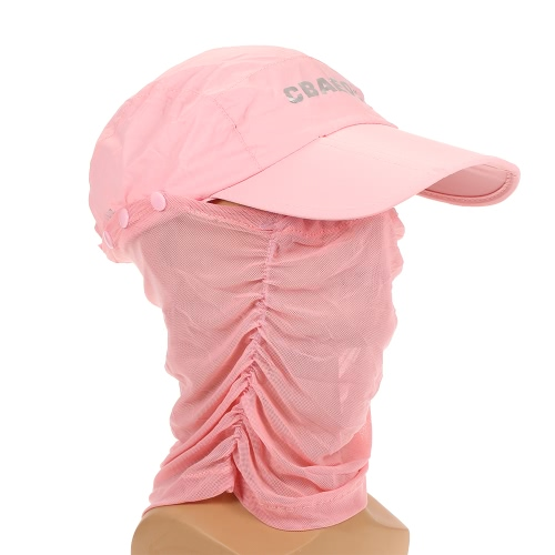 Protection Sun Cap Removable Neck Face Flap Cover Cap for Fishing Hiking Garden Work Outdoor ActivitiesSports &amp; Outdoor<br>Protection Sun Cap Removable Neck Face Flap Cover Cap for Fishing Hiking Garden Work Outdoor Activities<br>
