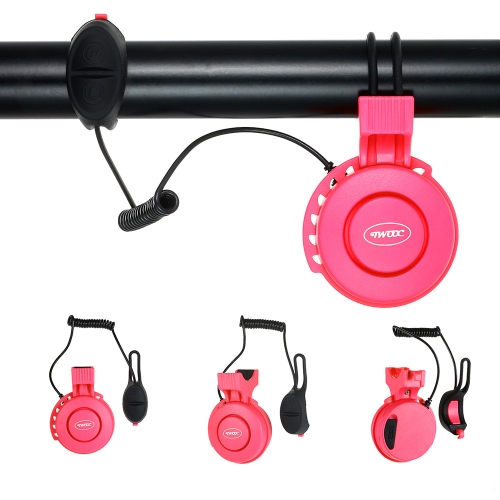Mini Bicycle Horn Alarm Cycling Bike Alert Bells Ring 110-120db Loud USB Rechargeable Electric SirenSports &amp; Outdoor<br>Mini Bicycle Horn Alarm Cycling Bike Alert Bells Ring 110-120db Loud USB Rechargeable Electric Siren<br>