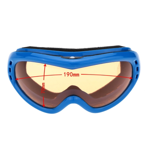 Anti-fog Windproof UV 400 Skiing Skating GogglesSports &amp; Outdoor<br>Anti-fog Windproof UV 400 Skiing Skating Goggles<br>