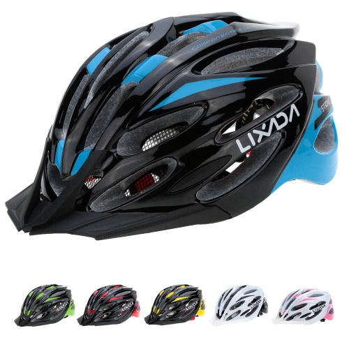 Lixada 24 Vents Ultralight Integrally-molded EPS Sports Cycling HelmetSports &amp; Outdoor<br>Lixada 24 Vents Ultralight Integrally-molded EPS Sports Cycling Helmet<br>