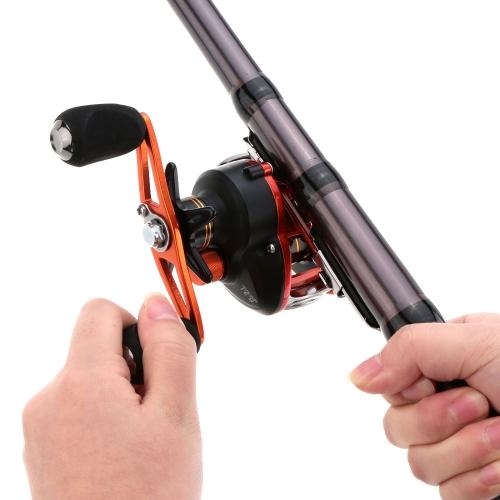 Lixada 10+1BB 6.3:1 Left/Right Hand Baitcasting Fishing ReelSports &amp; Outdoor<br>Lixada 10+1BB 6.3:1 Left/Right Hand Baitcasting Fishing Reel<br>