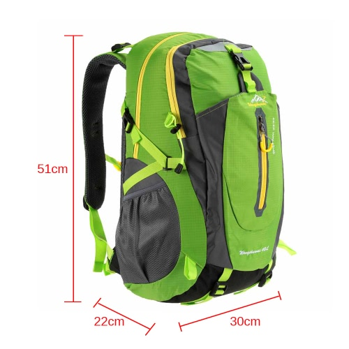40L Water-resistant Breathable Shoulder Backpack Outdoor Traveling Hiking Mountaineering Unisex Backpack DaypackSports &amp; Outdoor<br>40L Water-resistant Breathable Shoulder Backpack Outdoor Traveling Hiking Mountaineering Unisex Backpack Daypack<br>