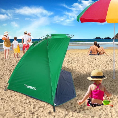 TOMSHOO Outdoor Sports Sunshade Tent for Fishing Picnic Beach ParkSports &amp; Outdoor<br>TOMSHOO Outdoor Sports Sunshade Tent for Fishing Picnic Beach Park<br>