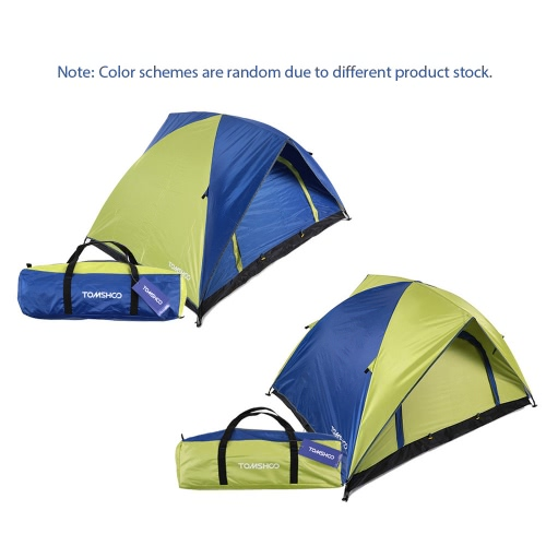 TOMSHOO Double Layer Double Door Camping Tent Leisure Tent 200 * 150 * 115cmSports &amp; Outdoor<br>TOMSHOO Double Layer Double Door Camping Tent Leisure Tent 200 * 150 * 115cm<br>