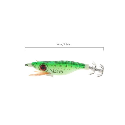 9g/10cm Outdoor Hard Fishing Bait Cloth Wrapped PVC Shrimp Prawn Fishing Baits Noctilucent Squid Fshing Lure Jig Hooks CorlorfulSports &amp; Outdoor<br>9g/10cm Outdoor Hard Fishing Bait Cloth Wrapped PVC Shrimp Prawn Fishing Baits Noctilucent Squid Fshing Lure Jig Hooks Corlorful<br>
