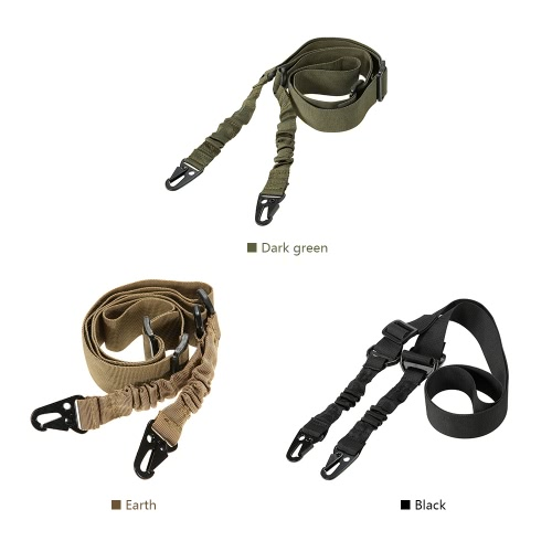 Docooler Military Tactical Safety Two Points Outdoor Belt Carbine Sling Adjustable StrapSports &amp; Outdoor<br>Docooler Military Tactical Safety Two Points Outdoor Belt Carbine Sling Adjustable Strap<br>