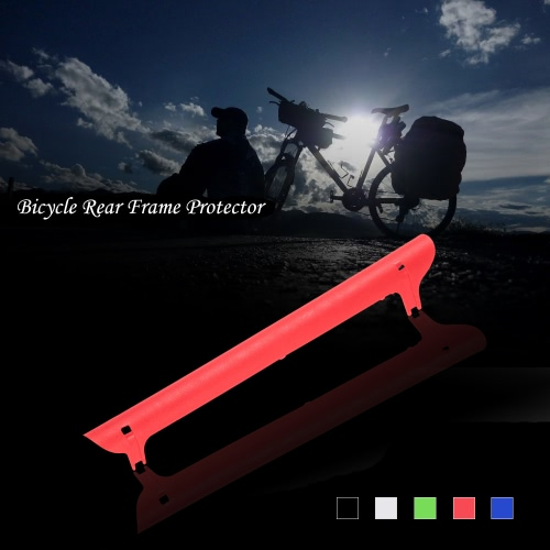Bike Bicycle Frame Protector Chain Stay Guard Cover Pad Rear Frame GuardSports &amp; Outdoor<br>Bike Bicycle Frame Protector Chain Stay Guard Cover Pad Rear Frame Guard<br>