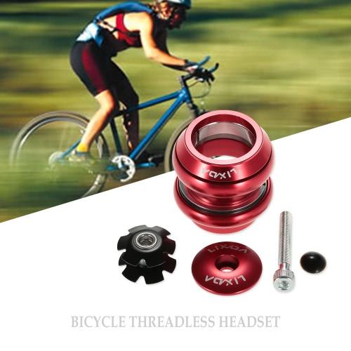 Lixada Bicycle Headset Bike Threadless External Headset Sealed Cartridge Bearings 1-1/8Sports &amp; Outdoor<br>Lixada Bicycle Headset Bike Threadless External Headset Sealed Cartridge Bearings 1-1/8<br>