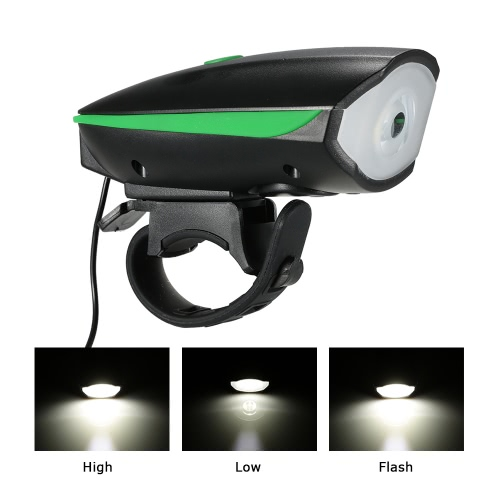 Micro USB Charging 250LM LED 3 Mode MTB Bicycle Bike Cycling Front Light Lamp Torch 2 Modes Bicycle Horns Bell Bike AccessoriesSports &amp; Outdoor<br>Micro USB Charging 250LM LED 3 Mode MTB Bicycle Bike Cycling Front Light Lamp Torch 2 Modes Bicycle Horns Bell Bike Accessories<br>