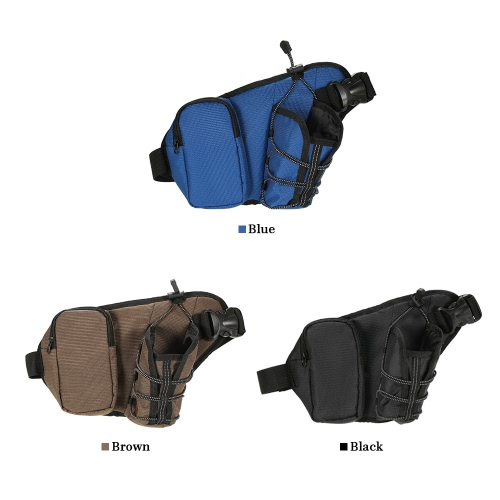 Lixada Multifunctional Waist Fanny Pack Running Belt Water Resistant Waist Bag wth Water Bottle Holder for Running Cycling HikingSports &amp; Outdoor<br>Lixada Multifunctional Waist Fanny Pack Running Belt Water Resistant Waist Bag wth Water Bottle Holder for Running Cycling Hiking<br>