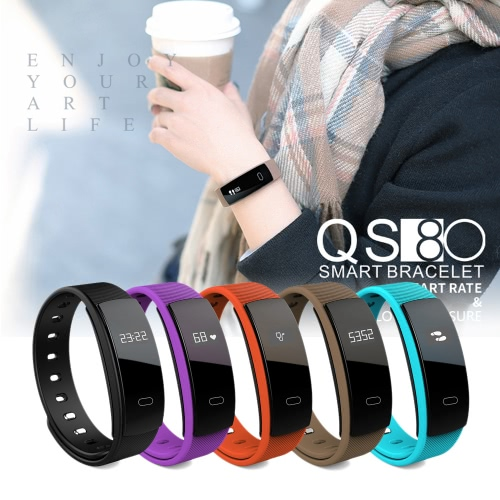 QS80 Fitness Tracker Wireless Smart WristbandSports &amp; Outdoor<br>QS80 Fitness Tracker Wireless Smart Wristband<br>