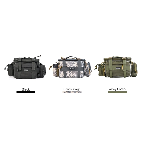 Multifunctional Fishing Tackle Bag Outdoor Sports Single Shoulder Bag Crossbody Bag Waist Pack Fishing Lures Tackle Gear Utility SSports &amp; Outdoor<br>Multifunctional Fishing Tackle Bag Outdoor Sports Single Shoulder Bag Crossbody Bag Waist Pack Fishing Lures Tackle Gear Utility S<br>