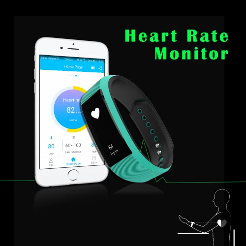 BT Smart Watch Wristwatch Band Bracelet High Definition LED Pedometer with Heart Rate Monitor Fitness TrackerSports &amp; Outdoor<br>BT Smart Watch Wristwatch Band Bracelet High Definition LED Pedometer with Heart Rate Monitor Fitness Tracker<br>