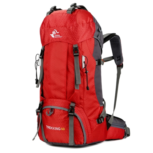 Free Knight 60L Hiking Backpack Mountaineering Camping Trekking Travel Bag Large Capacity Internal Frame Water Resistant for OutdoSports &amp; Outdoor<br>Free Knight 60L Hiking Backpack Mountaineering Camping Trekking Travel Bag Large Capacity Internal Frame Water Resistant for Outdo<br>