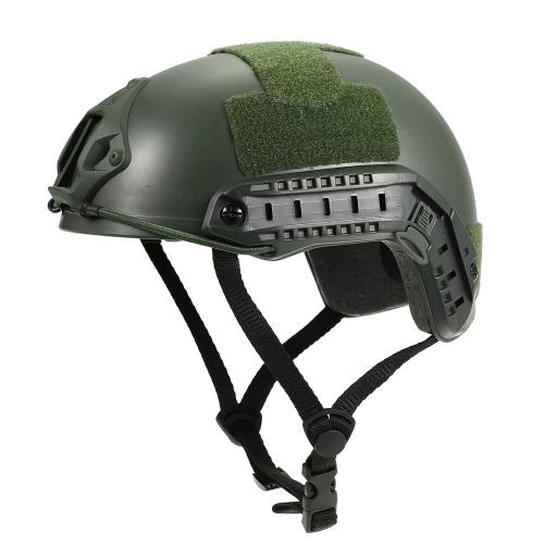 Outdoor MH Type Helmet CS Paintball Base Jump Protective HelmetSports &amp; Outdoor<br>Outdoor MH Type Helmet CS Paintball Base Jump Protective Helmet<br>
