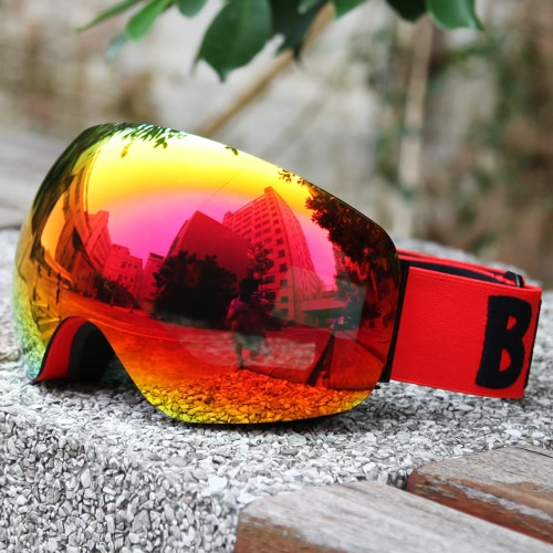 Winter Ski Goggles UV400 Protection Dual Lens Snowboard Goggles Spherical Snow Skating Skiing Sports Goggle Detachable Lens GoggleSports &amp; Outdoor<br>Winter Ski Goggles UV400 Protection Dual Lens Snowboard Goggles Spherical Snow Skating Skiing Sports Goggle Detachable Lens Goggle<br>