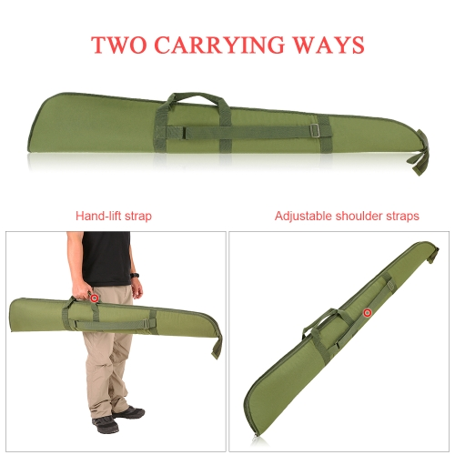 Lixada 52 Outdoor Weapon Scabbard Holster Barrel Carrying Bag with Shoulder Sling StrapSports &amp; Outdoor<br>Lixada 52 Outdoor Weapon Scabbard Holster Barrel Carrying Bag with Shoulder Sling Strap<br>