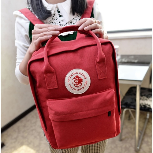 Fashion Multi-functional Shoulder Bag Canvas Handbag Large Capacity Casual Backpack for Students GirlsSports &amp; Outdoor<br>Fashion Multi-functional Shoulder Bag Canvas Handbag Large Capacity Casual Backpack for Students Girls<br>