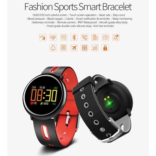 HB08 Smart Colorful Screen BraceletSports &amp; Outdoor<br>HB08 Smart Colorful Screen Bracelet<br>