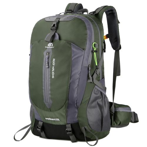 50L Water Resistant Hiking Travel BackpackSports &amp; Outdoor<br>50L Water Resistant Hiking Travel Backpack<br>