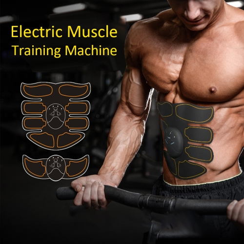 Electric Muscle Training Abdominal Arm Muscle TrainerSports &amp; Outdoor<br>Electric Muscle Training Abdominal Arm Muscle Trainer<br>