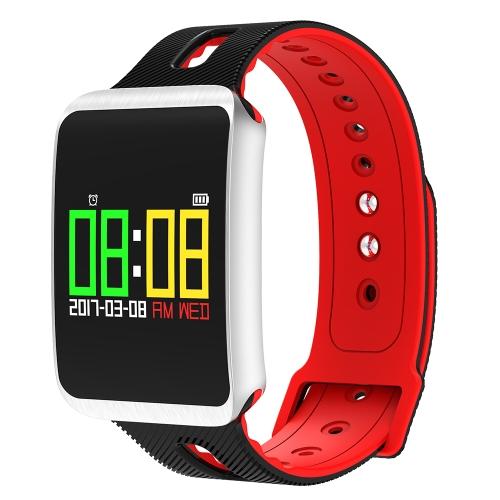 Reloj inteligente TF1 para teléfonos con iOS / Android
