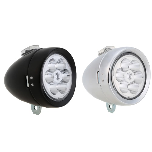 6 LED Bike Vintage Front Light Bicycle HeadlampSports &amp; Outdoor<br>6 LED Bike Vintage Front Light Bicycle Headlamp<br>