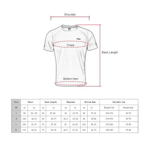 Quick-dry Running Sports Cycling T-shirts Shirts SummerSports &amp; Outdoor<br>Quick-dry Running Sports Cycling T-shirts Shirts Summer<br>