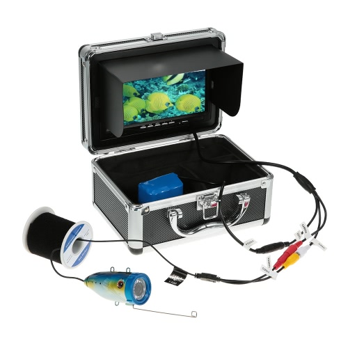 7inch Color Digital LCD Fish Finder-15M CableSports &amp; Outdoor<br>7inch Color Digital LCD Fish Finder-15M Cable<br>