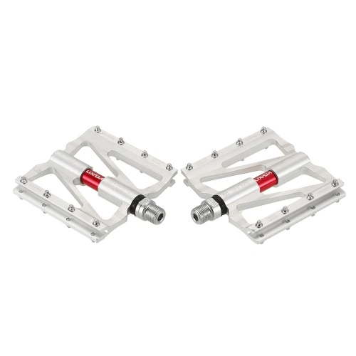 Lixada Bike Bicycle Pedals MTB Mountain Road Bike Pedals Platform Lightweight CNC Aluminum Alloy Cycling Hollow PedalsSports &amp; Outdoor<br>Lixada Bike Bicycle Pedals MTB Mountain Road Bike Pedals Platform Lightweight CNC Aluminum Alloy Cycling Hollow Pedals<br>