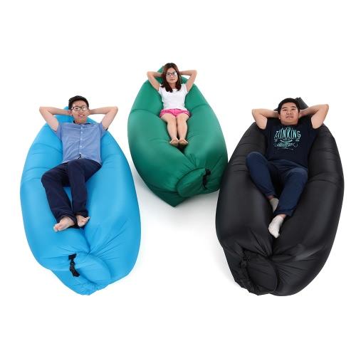 Docooler Outdoor Portable Lounger Air Sleeping BagSports &amp; Outdoor<br>Docooler Outdoor Portable Lounger Air Sleeping Bag<br>
