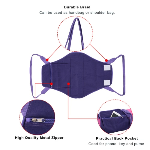 Yoga Mat Carrier Exercise Yoga Mat Bag with Multi-Functional Storage PocketsSports &amp; Outdoor<br>Yoga Mat Carrier Exercise Yoga Mat Bag with Multi-Functional Storage Pockets<br>
