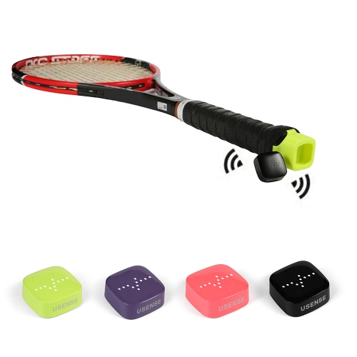 USENSE Smart BT4.0 Wireless Rechargeable Tennis Sensor Monitor Racket Sensor Motion Tracker Analysis for Pro and AmateurSports &amp; Outdoor<br>USENSE Smart BT4.0 Wireless Rechargeable Tennis Sensor Monitor Racket Sensor Motion Tracker Analysis for Pro and Amateur<br>